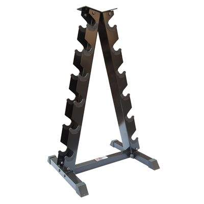 DKN 6 Pairs A-Frame Dumbbell Rack