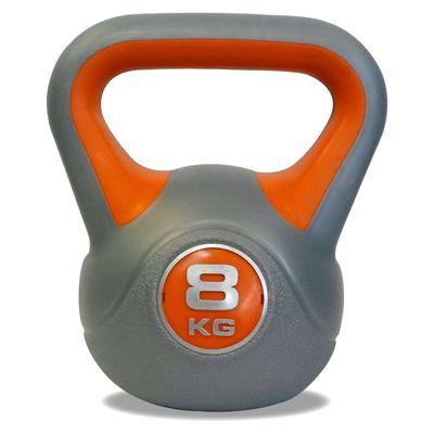 DKN Vinyl Kettlebell Weight Set -8kg