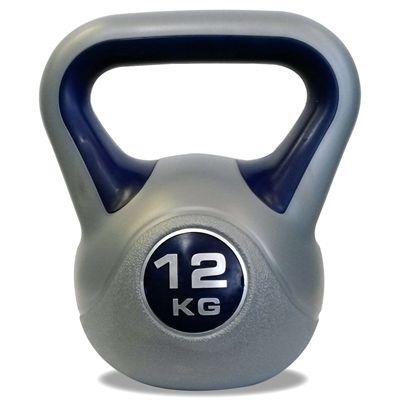 DKN Vinyl Kettlebell Weight Set - 12kg