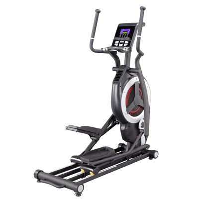 DKN AirRunner XC-220i Elliptical Cross Trainer - Slant - Side/Back