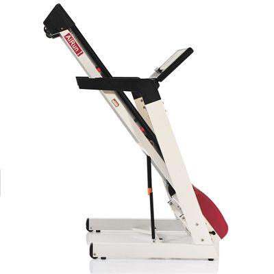 DKN AiRun I Treadmill - Folded