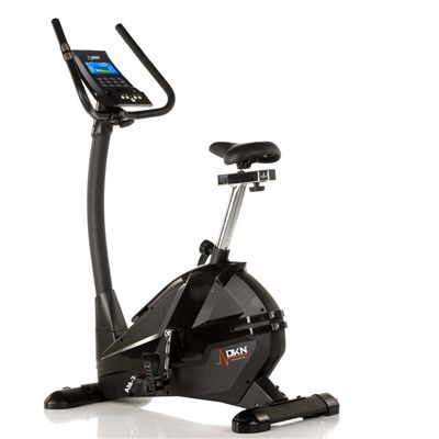 DKN AM-3i Exercise Bike - Angled2