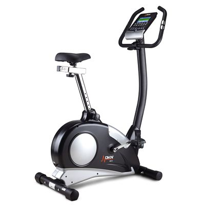 DKN AM-E Exercise Bike - Black