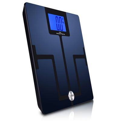 DKN Bluetooth Body Fat Digital Scale - Angle View