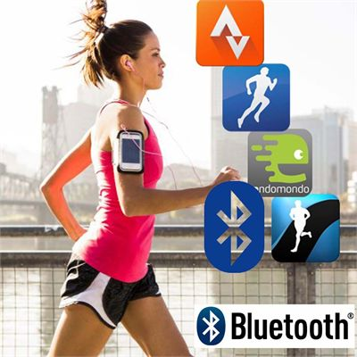 DKN Dual Mode Bluetooth Chest Belt - Apps - New
