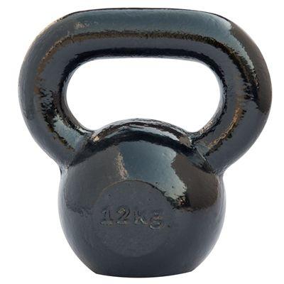 DKN Cast Iron Kettlebell - 12kg - back