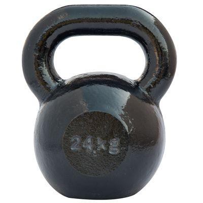 DKN Cast Iron Kettlebell - 24kg - back