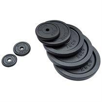 DKN Cast Iron Standard Weight Plates