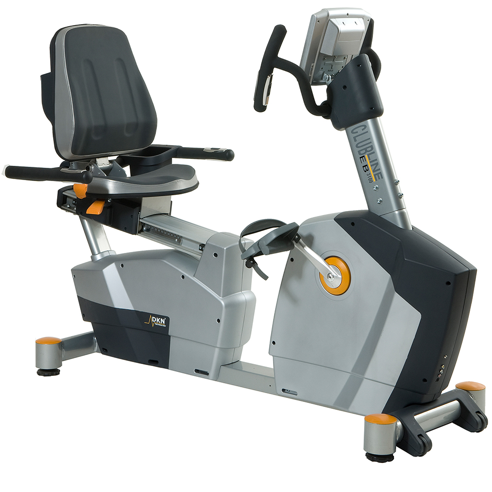 DKN EB3100i Recumbent Exercise Bike