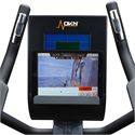 DKN EB-5100i Elliptical Cross Trainer In Use with iPad