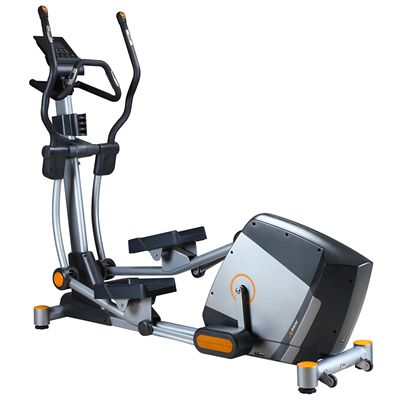 DKN EB-5100i Elliptical Cross Trainer Rear View