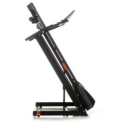 DKN EcoRun Treadmill - Black Version Folded