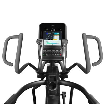 DKN EMX-800 Elliptical Cross Trainer - Console On