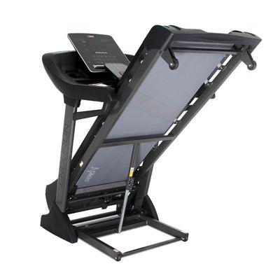 DKN EnduRun Folding Treadmill - DKN Logo - Bottom
