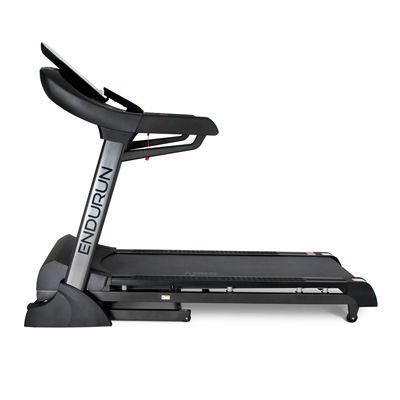 DKN EnduRun Folding Treadmill - Side
