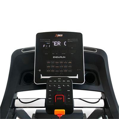 DKN EnduRun Folding Treadmill Console