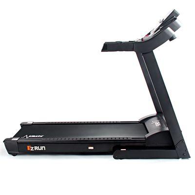 DKN EzRun Treadmill - Side