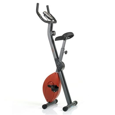 DKN Folding XD Exercise Bike - Folded
