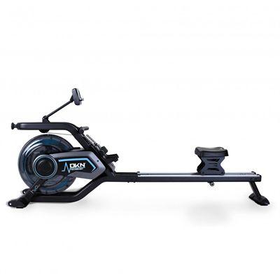 DKN H2OAr Rowing Machine - Side View