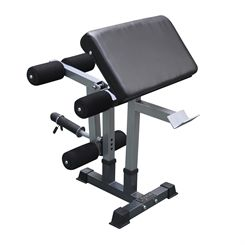 DKN Leg Developer and Preacher Curl Attachments