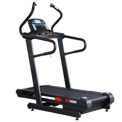 DKN M-500 Incline Trainer - Side