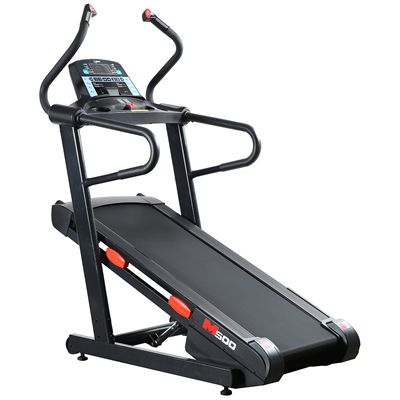 DKN M-500 Incline Trainer - Angle1