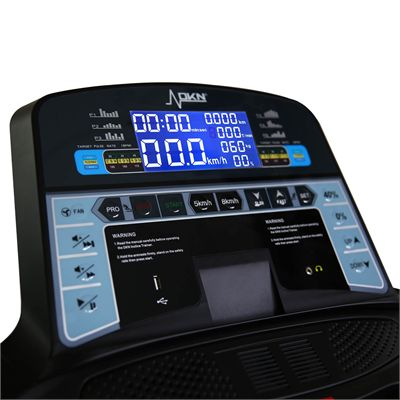 DKN M-500 Incline Trainer - Console