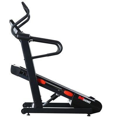 DKN M-500 Incline Trainer - Left Side