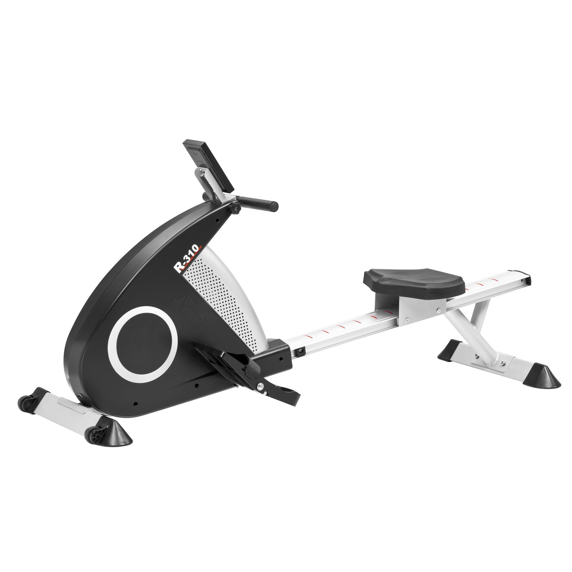 rowing machine for back