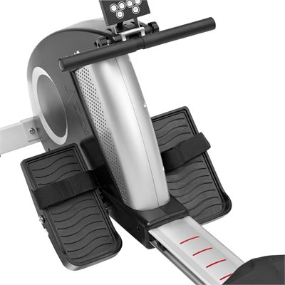 DKN R-310 Rowing Machine Close Up