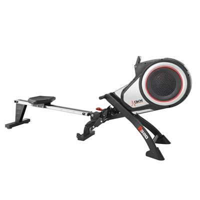 DKN R-320 Rowing Machine - Angle