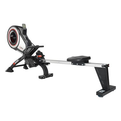DKN R-320 Rowing Machine - Left Side