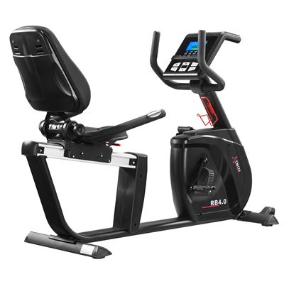 DKN RB-4i Recumbent Exercise Bike - Slant