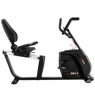 DKN RB-4i Recumbent Exercise Bike - Side