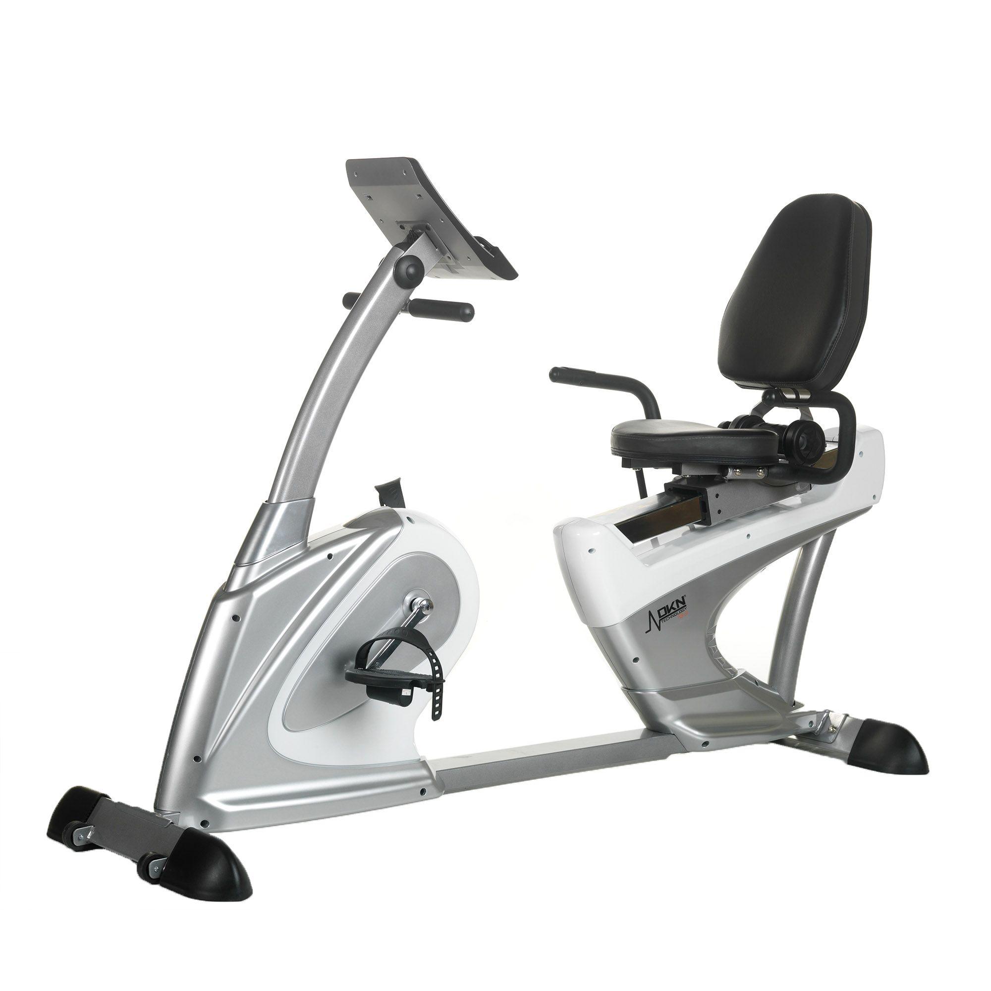 DKN RB-3i Recumbent Exercise Bike