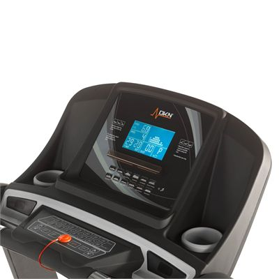 DKN RoadRunner I Treadmill - Console2