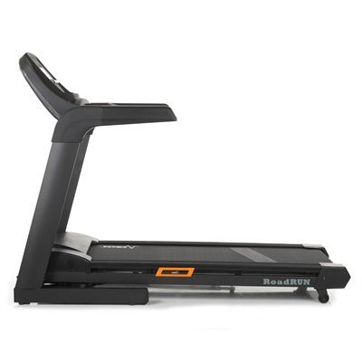 DKN RoadRunner I Treadmill - Right Side