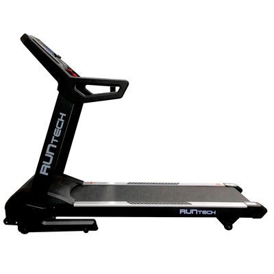 DKN RunTech A Treadmill - Side