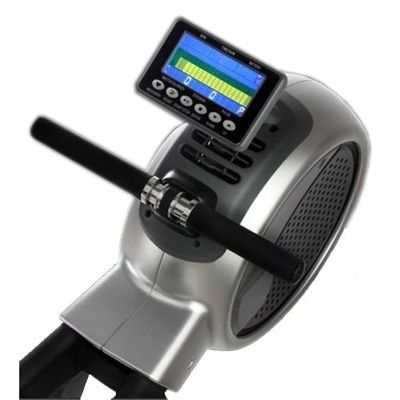 DKN R-400 Rowing Machine - Console