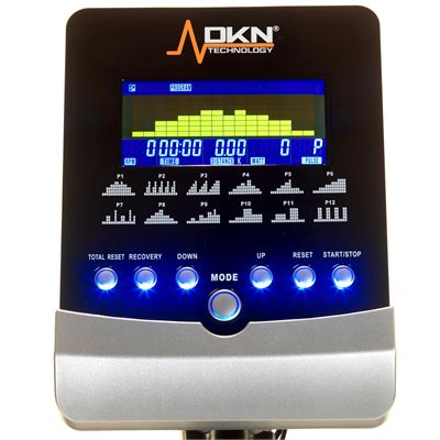 DKN AM-E Exercise Bike - Console