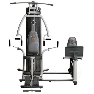 DKN Studio 9000 Multi Gym with Leg Press - front view 2015