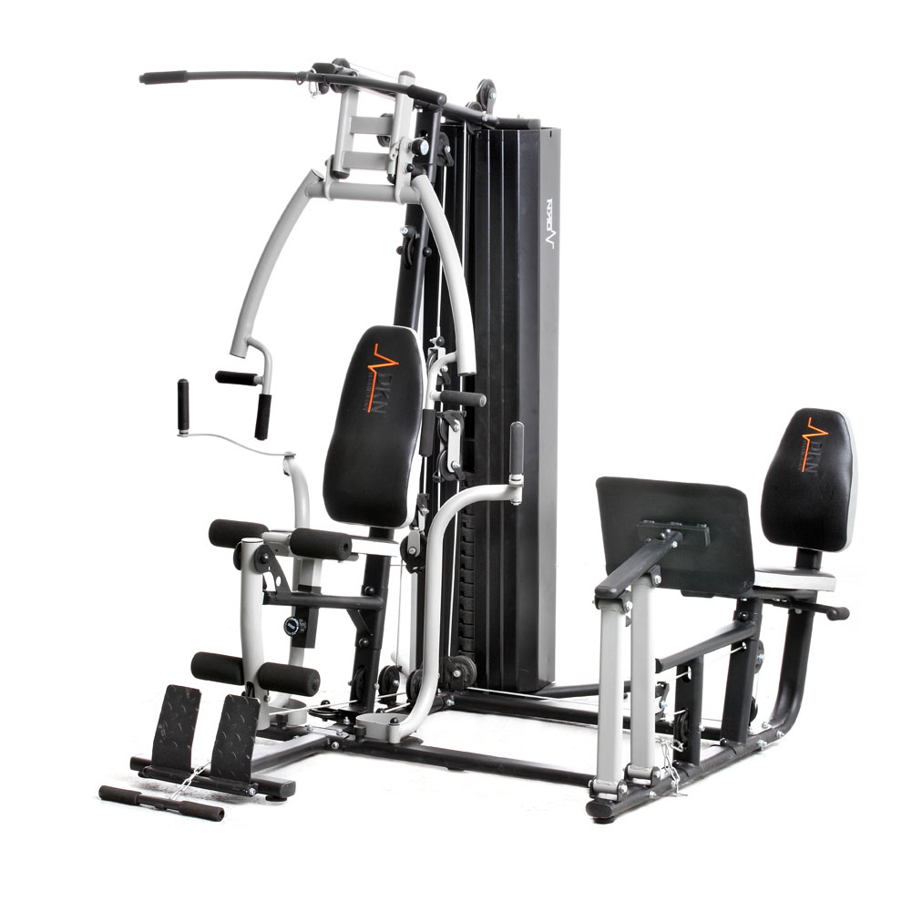 DKN Studio 9000 Multi Gym with Leg Press