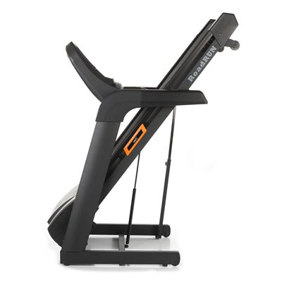 DKN RoadRunner I Treadmill - Folded