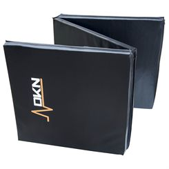 DKN Tri-Fold Exercise Mat with Handles