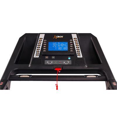DKN RunTech A Treadmill Console Image