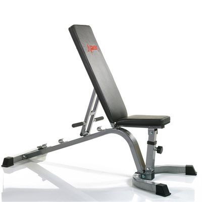 DKN Utility Bench Sitting Position