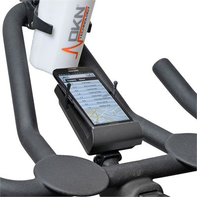 DKN X-Motion i-Console Cradle with smartphone