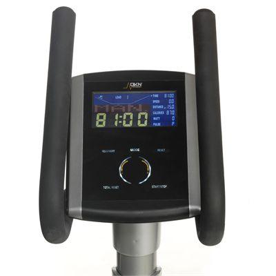 DKN XC-100 Elliptical Cross Trainer - console