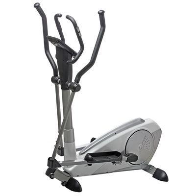 DKN XC-120w Elliptical Cross Trainer Angle View
