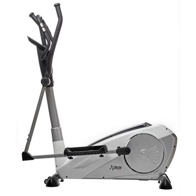 DKN XC-120w Elliptical Cross Trainer Side View